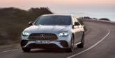 Nouvelle Mercedes Classe E Berline : Une intelligence automobile fascinante  et dynamique sans limite