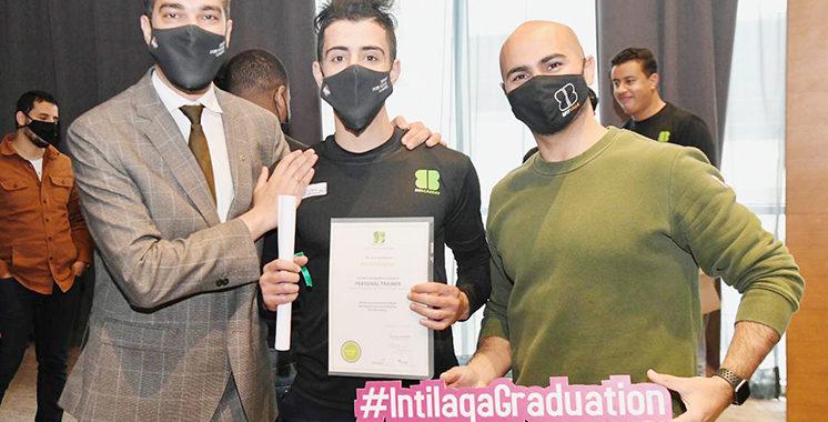 Initiative Intilaqa pour l'employabilité via le sport : TIBU Maroc célèbre sa 1ère promotion
