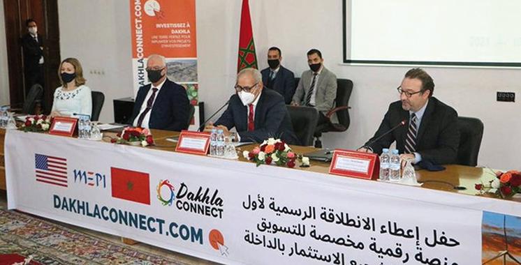 Dakhlaconnect.com, une plateforme dédiée à la promotion de l'investissement et au marketing territorial