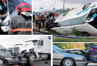 Sécurité routière : Les indicateurs dans le rouge