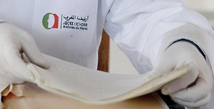 Archives du Maroc abrite le répertoire  de Abdelhay Bennis