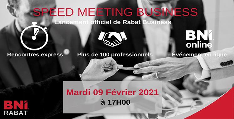 «BNI Rabat Business»: Lancement  du 10.000ème groupe BNI