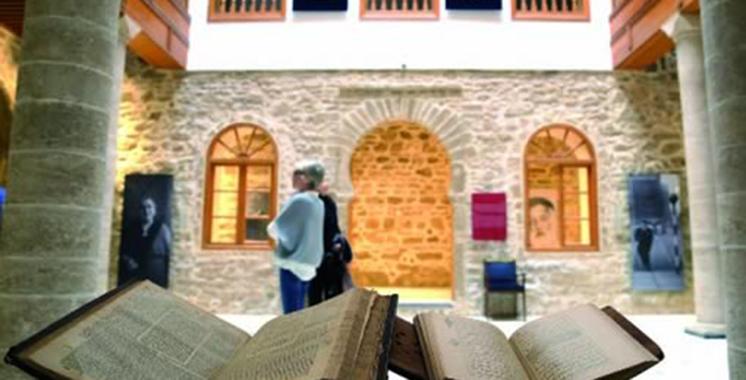 Présentation à «Bayt Dakira»  d'un livre sur la singularité du droit hébraïque au Maroc