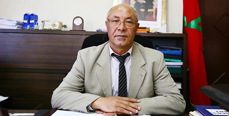 Questions à El Ec-Cherif Larkem  Directeur régional de l'agriculture