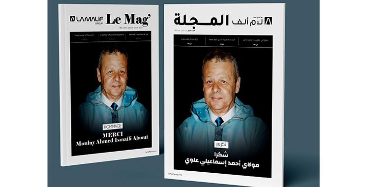 Lamalif lance son magazine