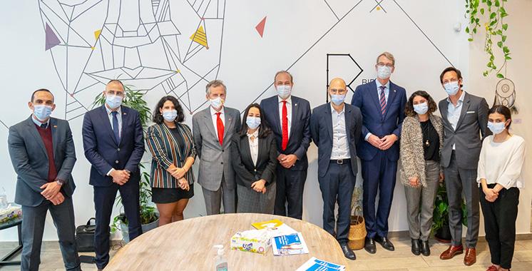 Entrepreneuriat : L'incubateur social  Bidaya soutenu par les Pays-Bas
