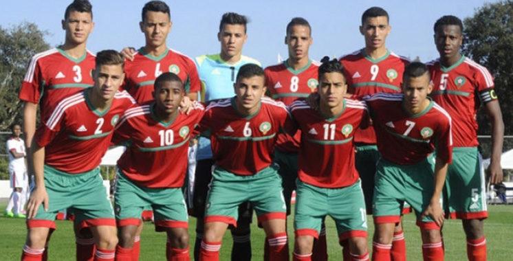 CAN U20 Mauritanie  : Maroc-Tunisie pour une place en demi-finales