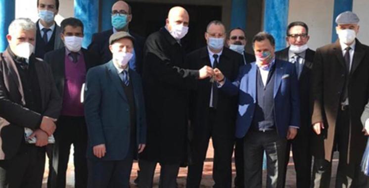 L'ancien Tribunal de Larache passe dans le giron de la FNM