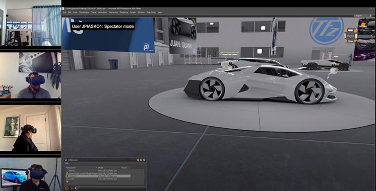 Ford détaille son concept : De la simulation avant toute production de véhicule
