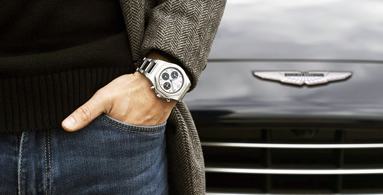 Fidèles à leur vision progressiste : Aston Martin et Girard Perregaux élaborent des garde-temps inédits