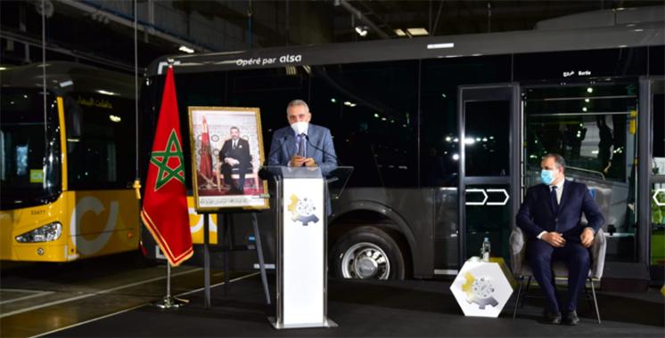 Irizar Maroc : Un taux d'intégration local de 41%