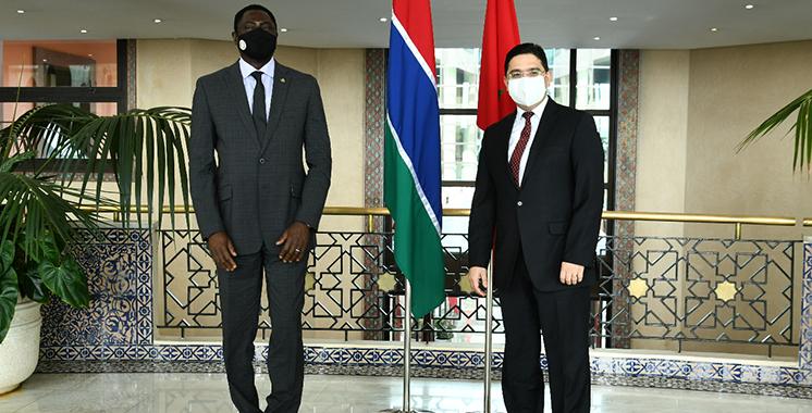 La Gambie réitère son soutien à la souveraineté du Maroc sur son Sahara