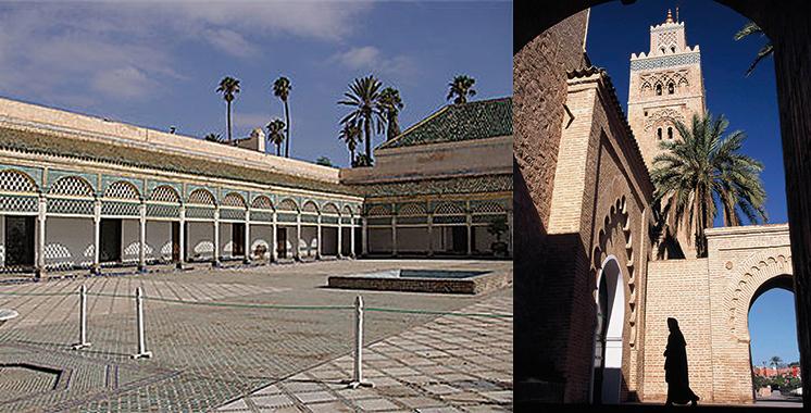 Sites déclarés patrimoine : La conservation du palais Badiâa et les autres