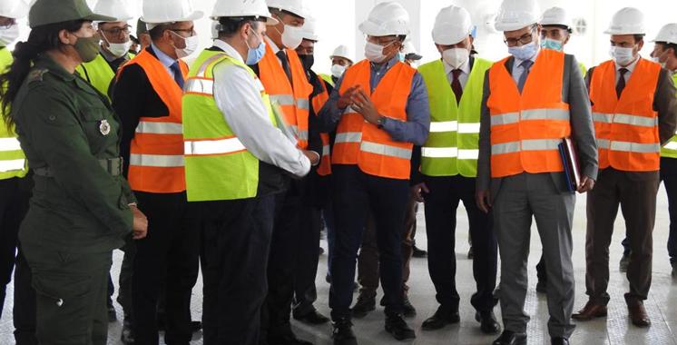 Laâyoune : Une nouvelle station de dessalement de l'eau de mer opérationnelle au deuxième semestre de 2021