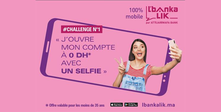 L'bankalik lance un parcours d'ouverture de compte avec un «Selfie»