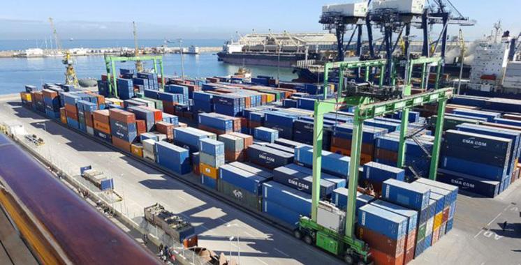 Au titre du mois de janvier 2021 : L'activité portuaire en baisse de plus de 7%