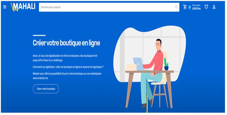 e-commerce : «Mahali.ma»,  une nouvelle marketplace est née