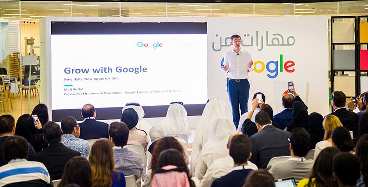 Injaz Al-Arab et Google célèbrent la journée de la sécurité sur internet