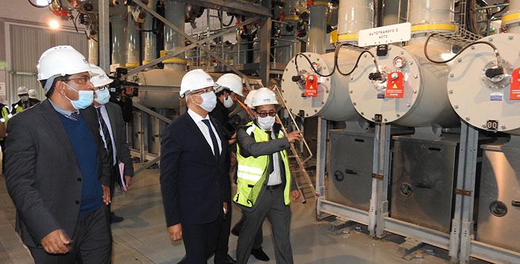 Provinces du sud: L'ONEE lance un grand projet pour le renforcement de l'alimentation électrique