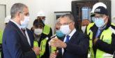 Raccordement de Dakhla au réseau électrique national : El Hafidi et Rebbah s'enquièrent de l'avancement d'un projet de 2,4 milliards DH