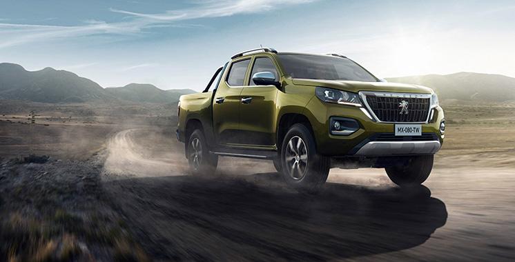 Peugeot lance son Landtrek  dans la région Moyen-Orient Afrique
