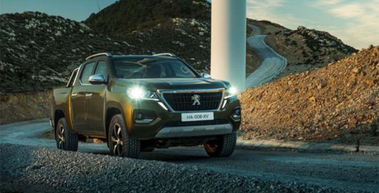 Le nouveau Peugeot Landtrek arrive  sur le marché marocain