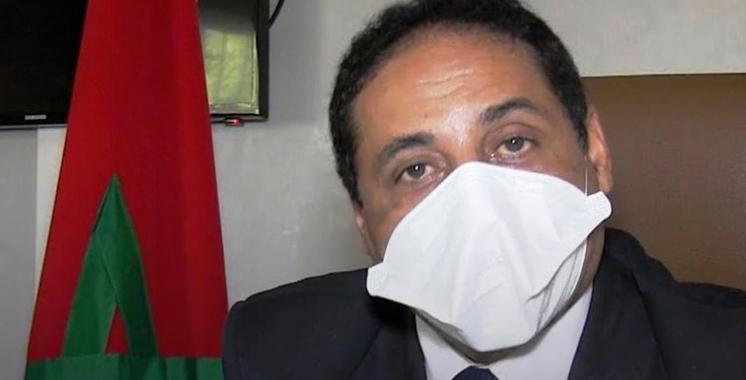 Rochdi Keddar : «800 sites de vaccination sont ouverts  dans la région»