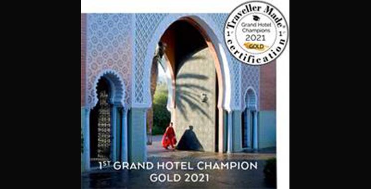 Hôtellerie : Royal Mansour de Marrakech de nouveau primé par Forbes