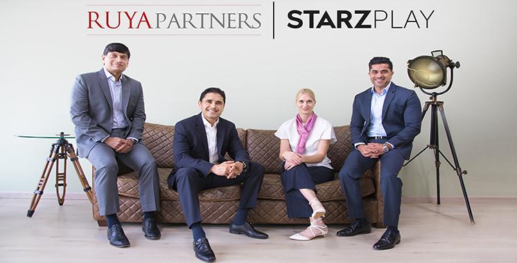 Financé par Ruya Partners :  Un emprunt de 25 millions USD  pour Starzplay