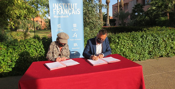 L'IF de Marrakech soutient le développement du projet «Douars en vie»