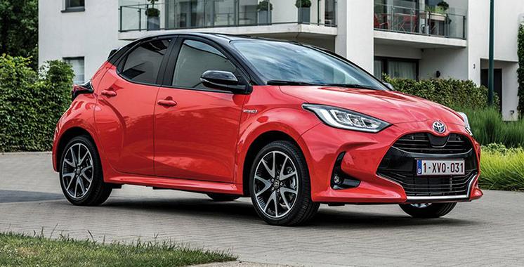 Fleuron de la technologie  / Toyota : La nouvelle Yaris bientôt disponible au Maroc