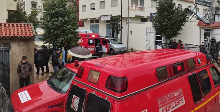 Tragédie à Tanger: 24 morts dans une unité clandestine de textile