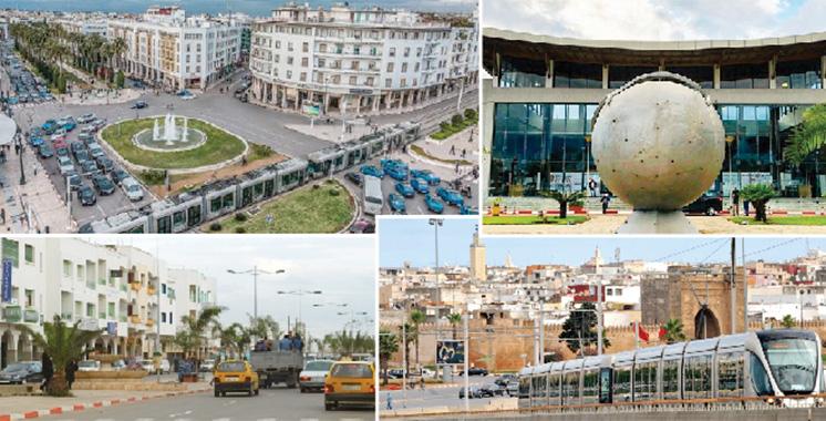 Transport à Rabat-Salé-Skhirat-Temara : Un plan de mobilité durable 2021-2035