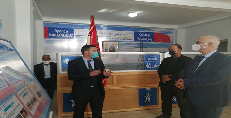 Aousserd: L'INDH finance des projets d'amélioration des revenus et d'inclusion économique des jeunes