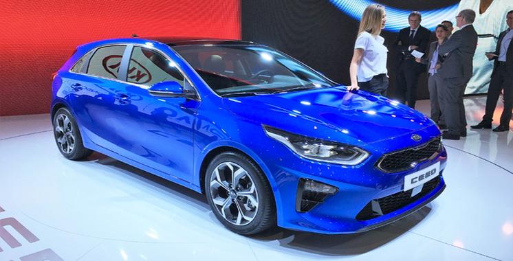 Une hybridation légère MHEV, particularité  de la nouvelle gamme CEED de Kia Maroc
