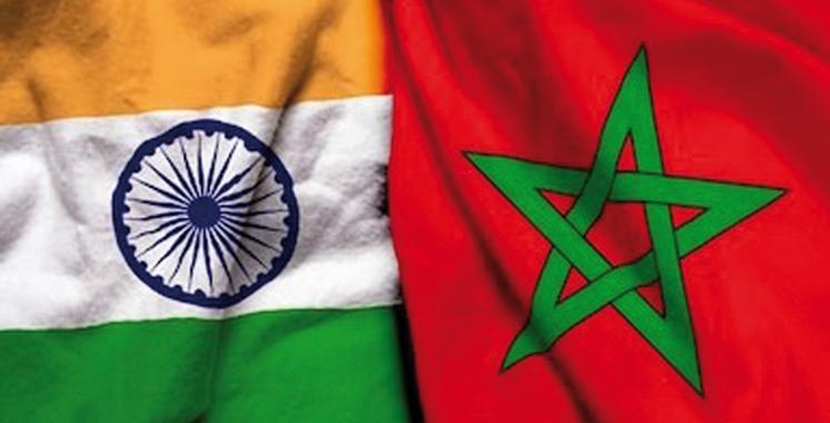 Maroc-Inde: Des échanges de 19,4 milliards de dirhams en 2019