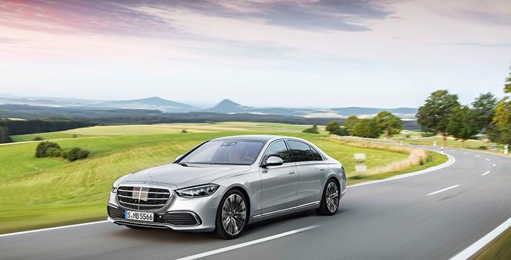 La nouvelle Mercedes-Benz Classe S : Le luxe et le confort à leur plus haut niveau