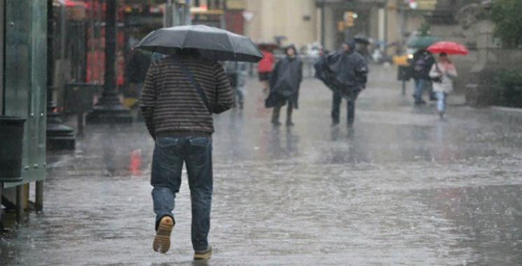Pluies : Les volumes enregistrés entre le samedi 6 février à 6h00 et le dimanche 7 février à 6h00