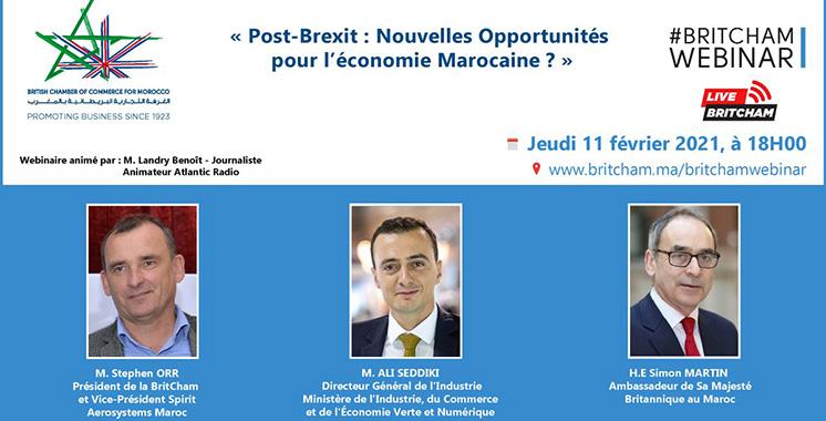 Maroc-Royaume-Uni :  Une réunion de haut niveau prévue dans les prochains mois à Londres