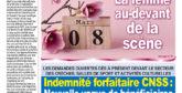 Journal Électronique du Lundi 8 Mars 2021