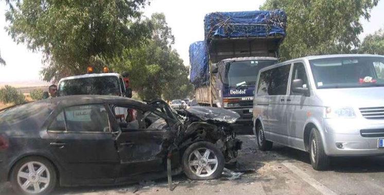 L'année démarre bien sur les routes / Sécurité routière: Baisse de 8,9% des tués  et 6% des accidents mortels en janvier 2021