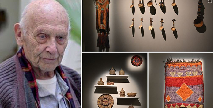 Bert Flint expose au musée Yves Saint Laurent de Marrakech