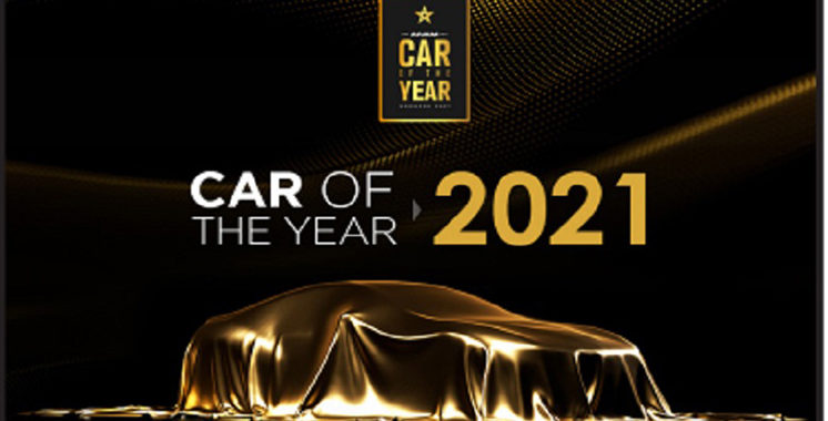 L'annonce sera faite sous format digital : «Car of The Year 2021» sera connu le 6 avril