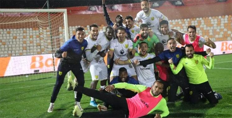 Coupe du Trône : Le MAS au bout du suspense