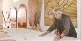 Farid Belkahia célébré à Paris par le Centre Pompidou