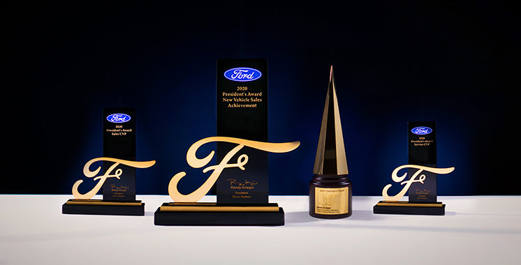 Ford Chairman's & President's Awards : Ford Direct Markets récompense  ses partenaires distributeurs