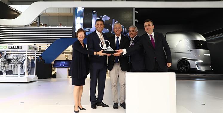 Destiné au transport international routier : Ford Trucks lance son F-Max sur le marché marocain