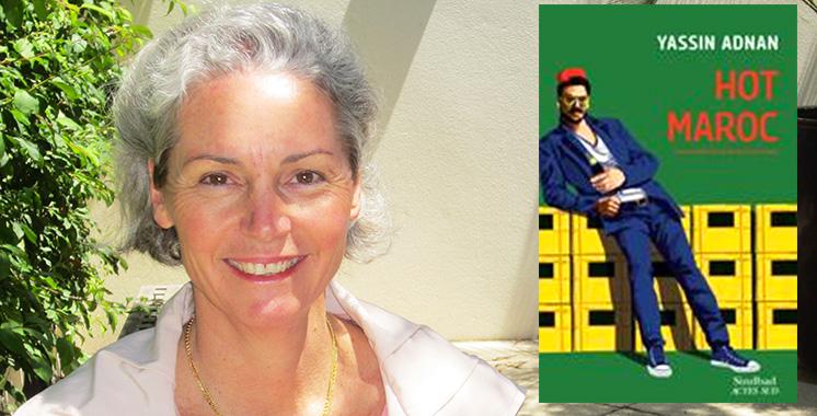France Meyer : «Traduire un auteur marocain a été  un de mes plus grands défis»