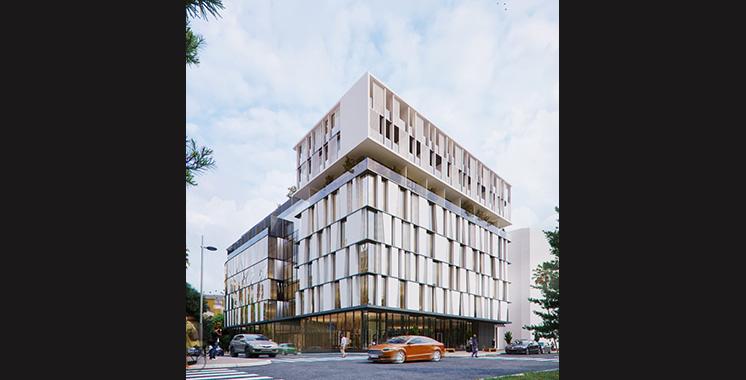 Premier bâtiment en superposition bureaux-hôtel : Le Groupe Kapset lance Seven Square
