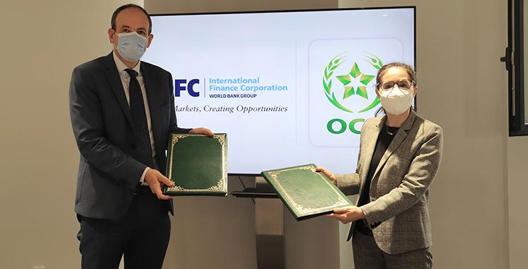Participation des femmes au marché du travail : OCP et IFC s'allient au profit de la diversité des genres